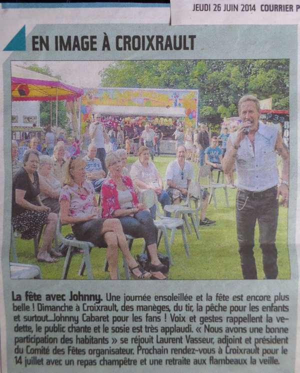 Courrier Picard 2014