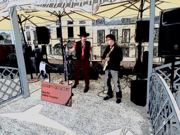 21 Juin 2015 Fetes de la Musique au Crotoy