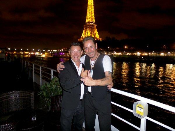 12 Septembre 2015 Paris avec le Dj Franky un Pro Merci