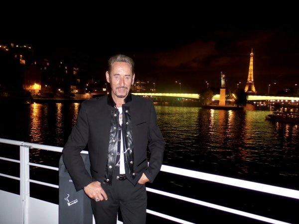 12 Septembre 2015 Paris Magnifique Soirée Sous tous les ponts de la Seine