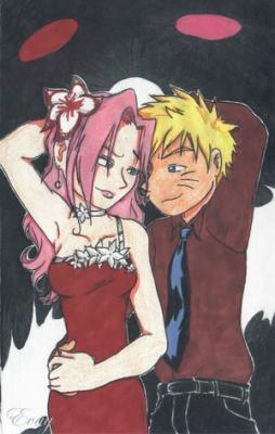 Chapitre 3 Sasuke et Naruto bourré à la fête du mariage