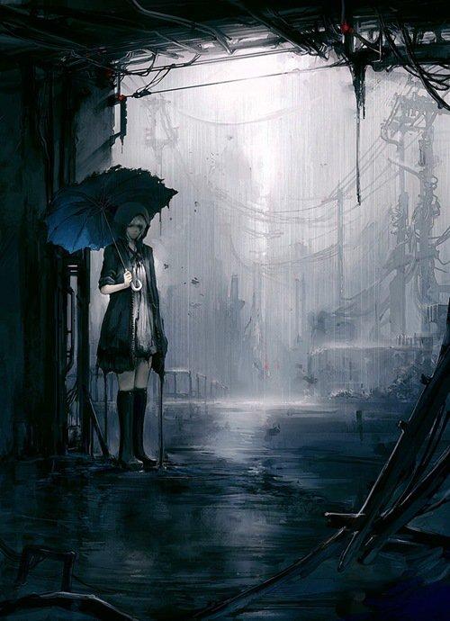 Petite poème triste ♥