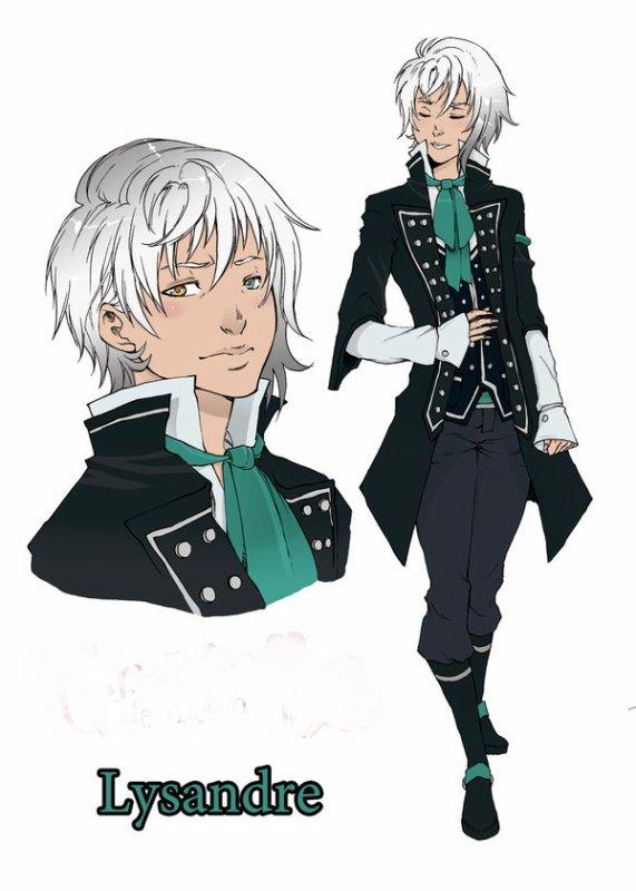 Liste des personnages Garcon (1)
