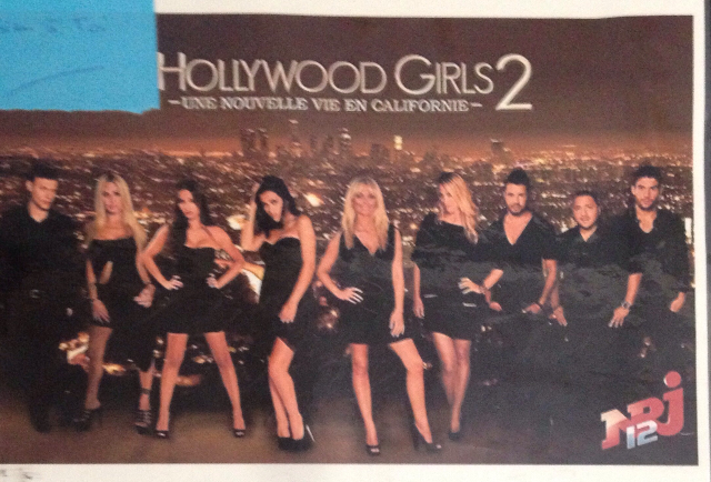 casting complet hollywood girls saison 3 #HG3 #NRJ12
