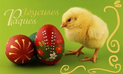 bon dimanche 😉,joyeuses Pâques ❤