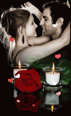 magnifique moment romantique ❤ !