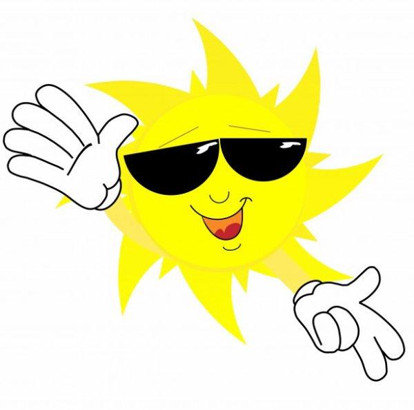magnifique soleil en ce mardi 16 mai!!