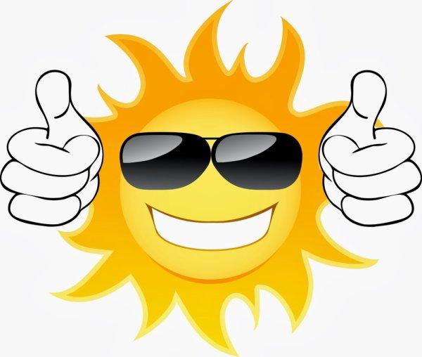 lundi avec le soleil!!