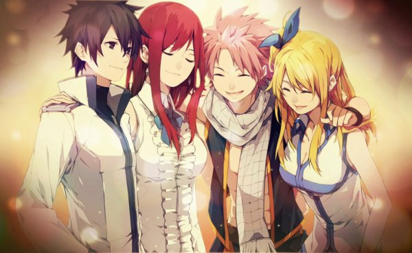Fairy Tail, Ma Vie