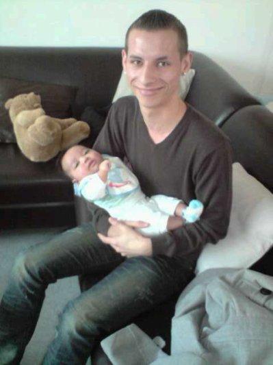 Mon homme et Mon Filleul ♥