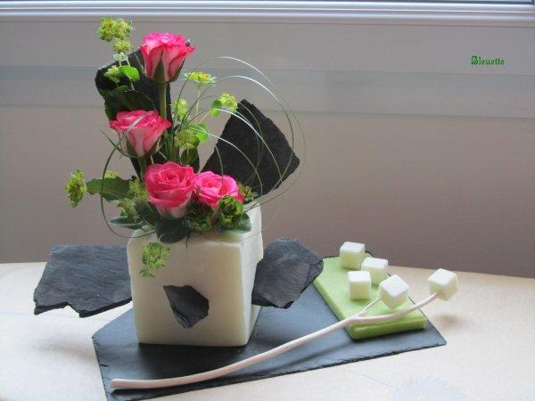 petit moulin vent art floral bleuette010. Black Bedroom Furniture Sets. Home Design Ideas