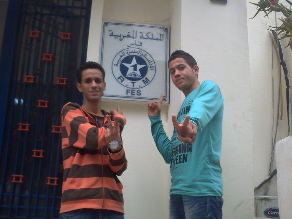 D-ok & Musalim From G-System na9sha ghi Inti7ari