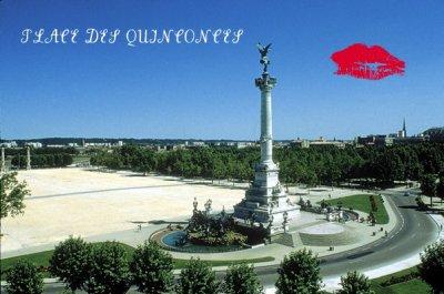 Quelques différents lieus de Bordeaux <3