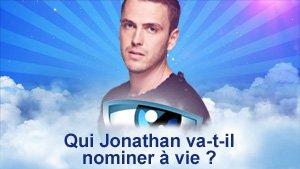 Jonathan va nominée qui a vie ?