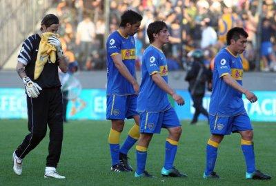 Estudiantes - Boca Juniors : 1-0, dure rechute !!