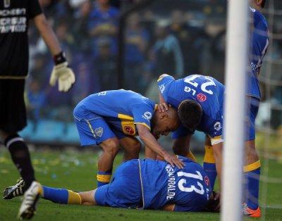 Boca Juniors - Lanus : 1-2, l'arbitre nous l'a mise profond !!!
