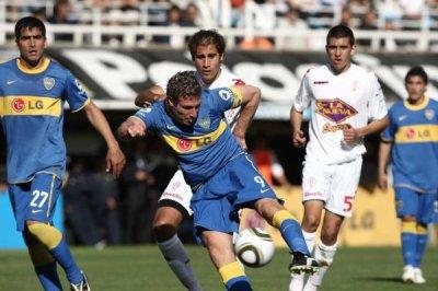 Boca Juniors - Huracan : 2-0, à sens unique !!
