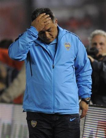 River Plate - Boca Juniors : 1-0, Borghi s'en va sur une nouvelle humiliation !!