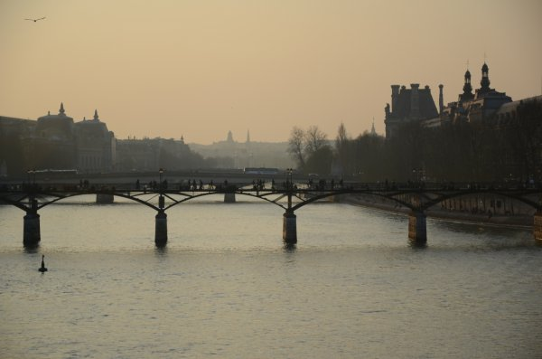 Un soir sur Paris