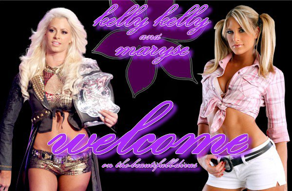 welcome on the-beautifull-divas(l)(kelly and maryse)(l)