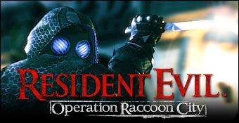 aperçu n 74 : Resident Evil Opération Racoon City