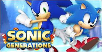 apeçu n 77 : Sonic Generations