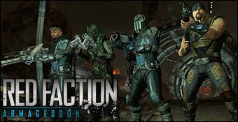 aperçu n 78 : Red Faction Amageddon