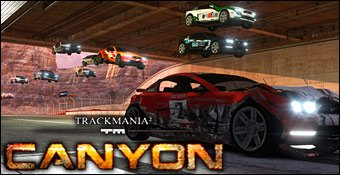 aperçu n 81 : TrackMania 2 : Canyon