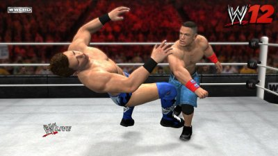 news n 125 : Smackdown VS Raw 2012 devient WWE 12