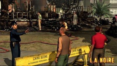 news n 129 : L.A Noire sur Pc en Automne