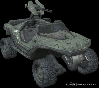 news n 142 : Le Warthog d Halo 4 dans Forza 4