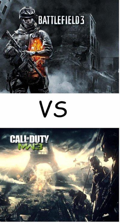 News  144 : Battlefield 3 vs Modern Warfare 3 la guerre des pré-commandes