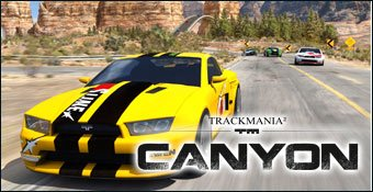 Test n 56 : Trackmania 2 Canyon
