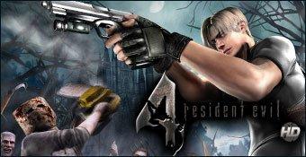 Test n 57 : Resident Evil 4 HD