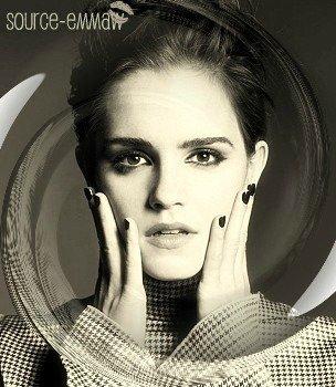 .  .  Une nouvelle photo d'Emma du photoshoot pour le magasin '' Elle ''   .  .