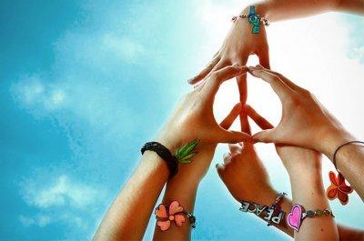 love peace :P