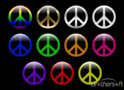 peace and love (L)