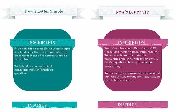 New's Letter