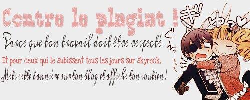 Contre Le Plagiat Chez Pulliips-World !!