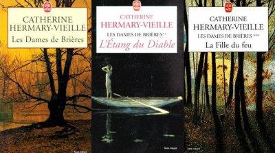 Les Dames de Brières, Catherine Hermary-Vieille