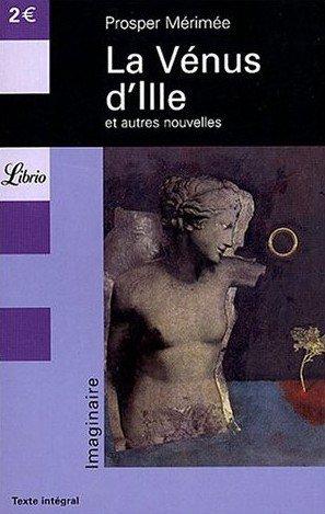 La Vénus d'Ille, Prosper Mérimée