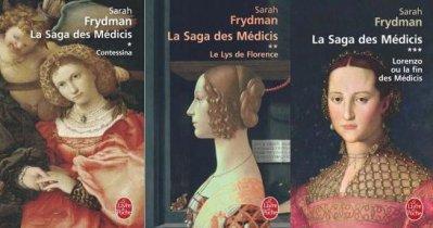 La Saga des Médicis, Sarah Frydman