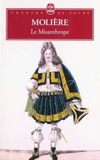Le Misanthrope, Molière