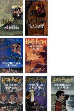 Harry Potter, J.K Rowling