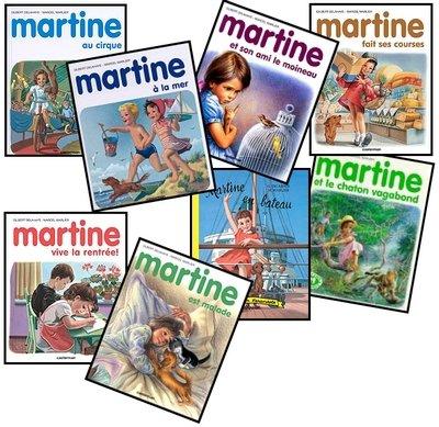 Martine, Gilbert Delahaye - Marcel Marlier