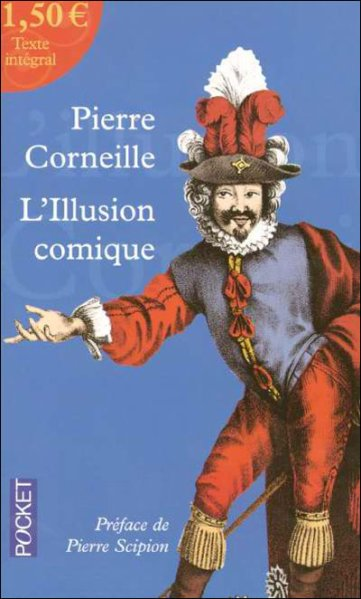 L'Illusion Comique, Corneille