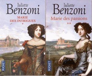 Marie, Juliette Benzoni