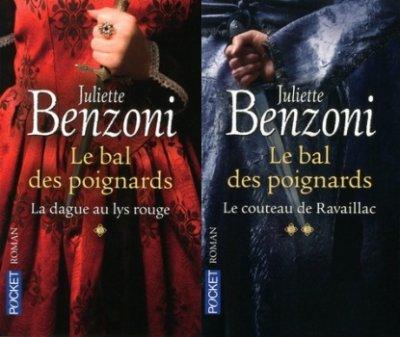 Le Bal des Poignards , Juliette Benzoni