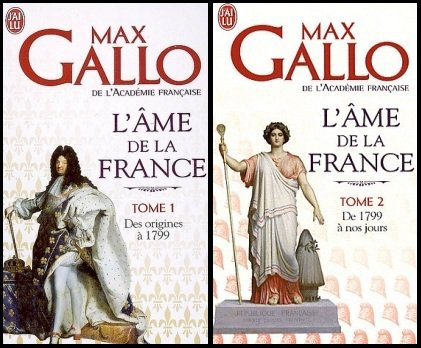 L'Âme de la France, Max Gallo