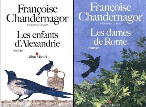 La Reine Oubliée, Françoise Chandernagor
